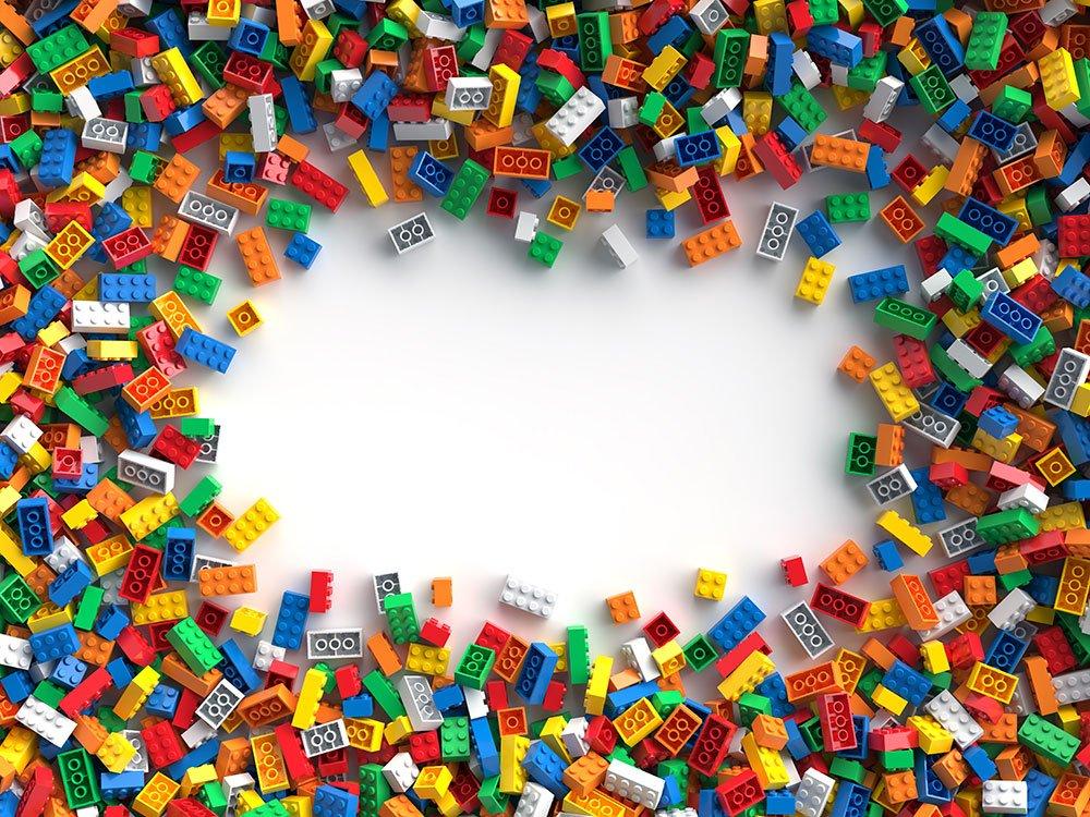 10 Day Lego Challenge