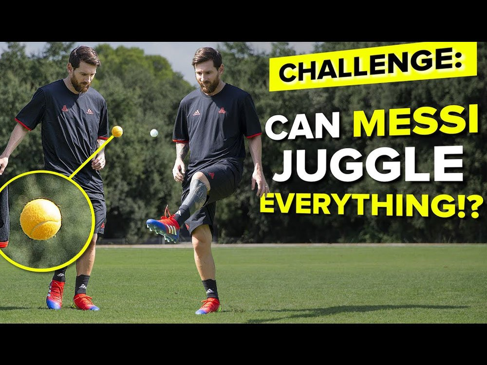 Messi's Challenge