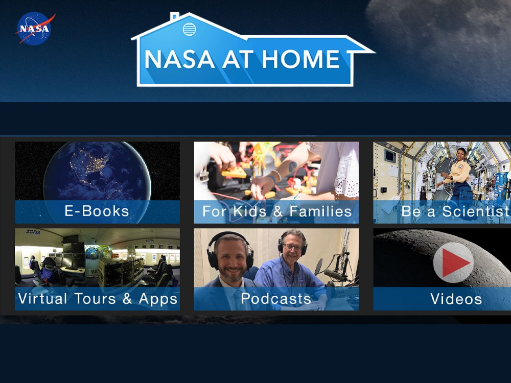 NASA at home