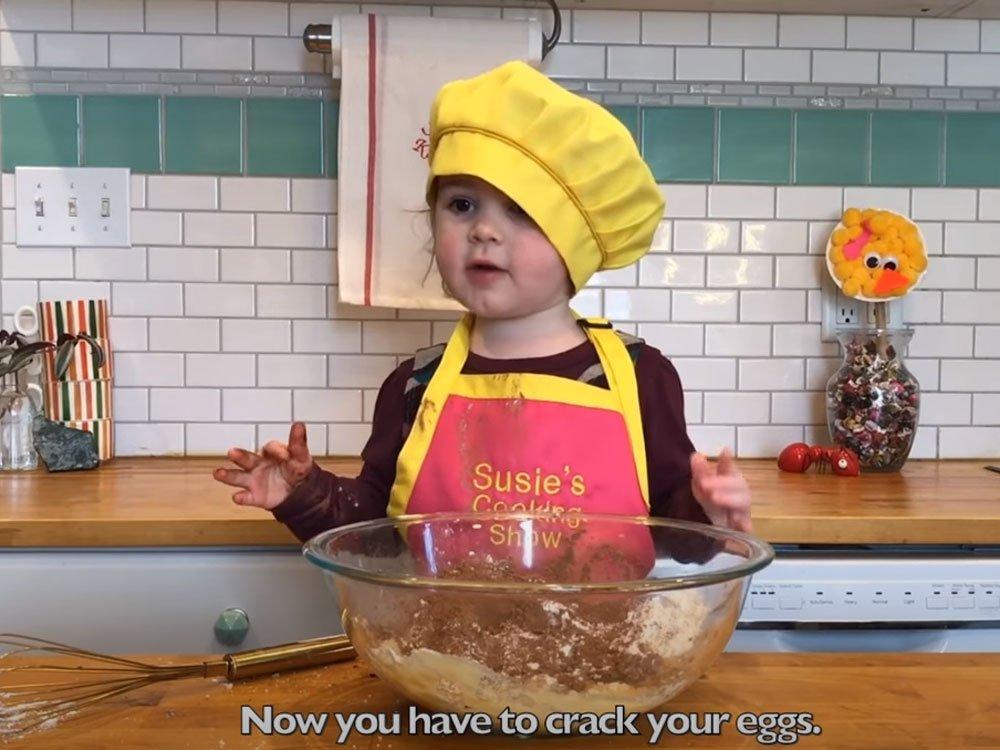 Cook mum a cake!